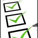 checklist CE Marking